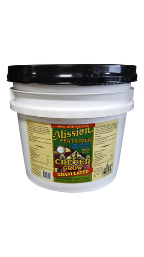 Mission GROW granular with Calcium (24 lb)