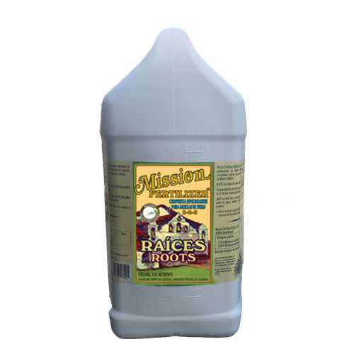 Mission ROOTS 2-0-0 Liquid (2.5 GALLON)