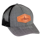 Habit Leather Patch Hat