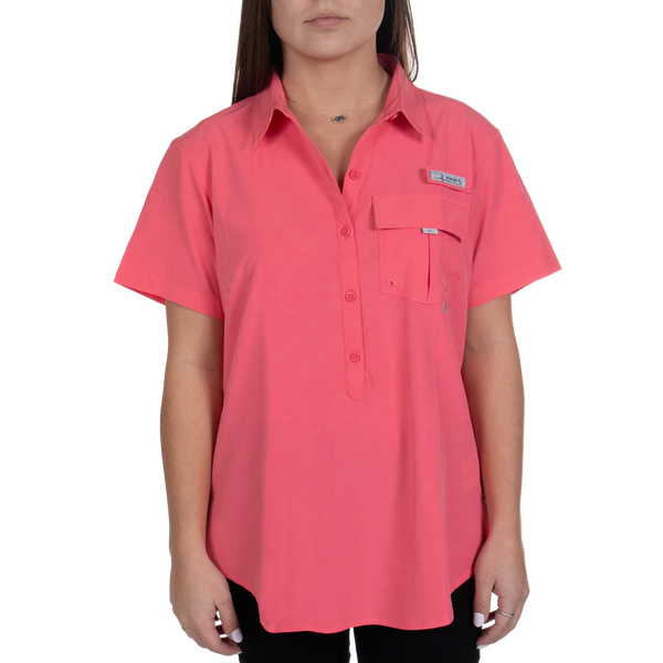 Women's Trapper Junction Short Sleeve River Shirt