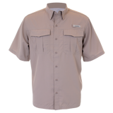 Habit® Men's TS1347 Belcoast Short Sleeve River Guide Fishing Shirt