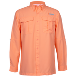 Habit® Men's TS1348 Belcoast Long Sleeve River Guide Fishing Shirt