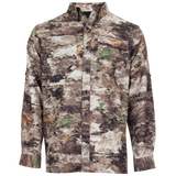 Habit® Men's Outfitter Junction Long Sleeve Camo Shirt-Raider