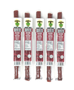 Smokey Sweet 100% Grass-Fed Beef Sticks (12 - 144 Counts)