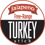 Taffy Jalapeño - Turkey, Free-Range Bites, 4-oz Packages (5 or 10 Counts)