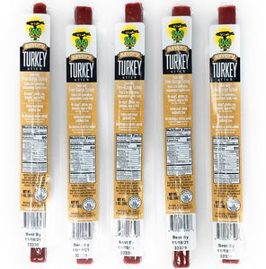 Taffy Savory - Turkey (15% OFF), Free-Range Turkey Sticks (12 - 144 Counts)