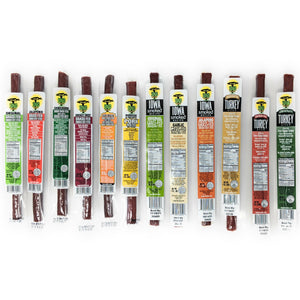 Variety - All 12 Flavors (12 - 144 Counts)