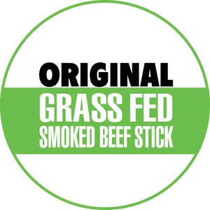 Original 100% Grass-Fed Beef Sticks, 12 - Count