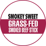 Smokey Sweet 100% Grass-Fed Beef Sticks, 12 - Count