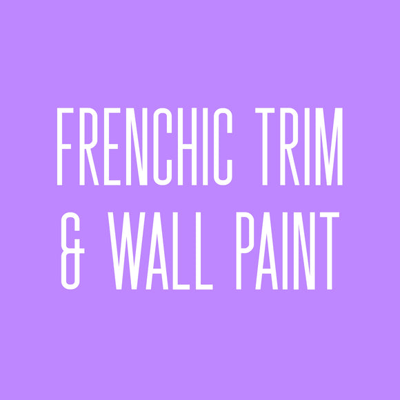 Frenchic Trim & Chalk Wall Paints