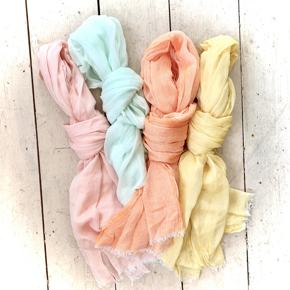 Cotton & Modal Scarf