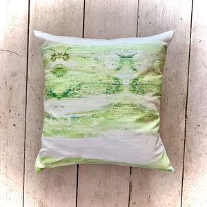 Green Meadow Collection Cushion