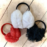 Owen Barry Toscana Sheepskin Ear Muffs