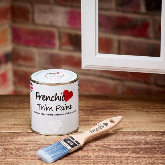 Frenchic Trim Paint Whiter Than White