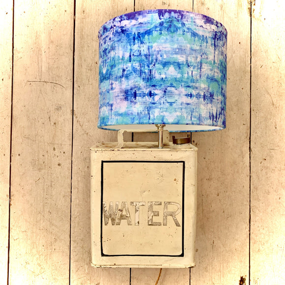 Driftwood Second Collection Statement Water Can Table Lamp