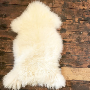 Neutral Extra Large Sheepskin