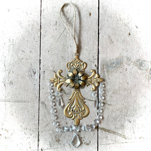 Baroque Gold Decorative Hanging Medium
