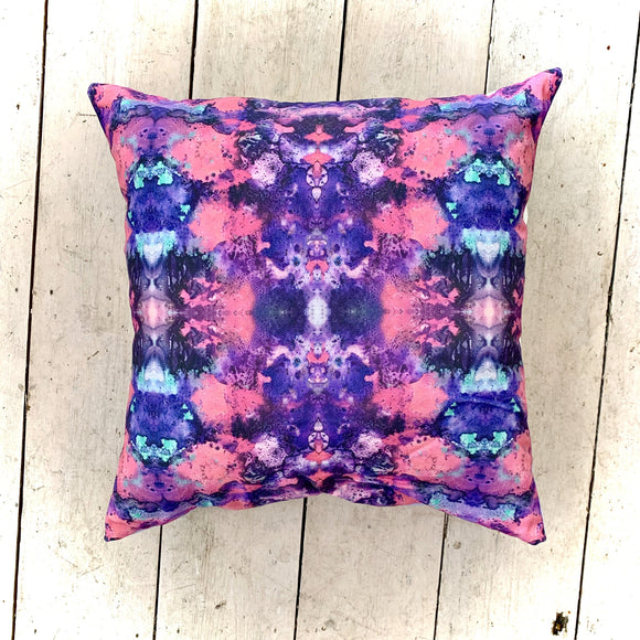 Cushion 'The Pink Inks' Collection