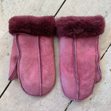 Owen Barry Sheep Skin Classic Mittens