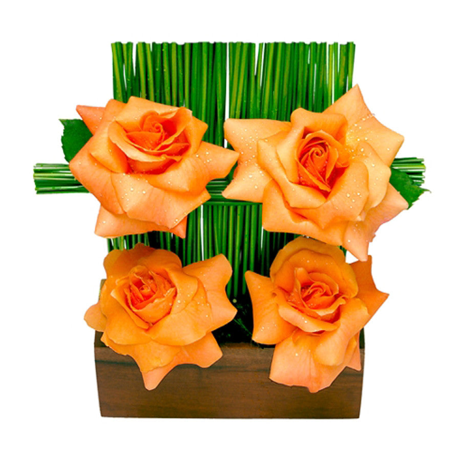 4 You - Orange - The Shop Flowers