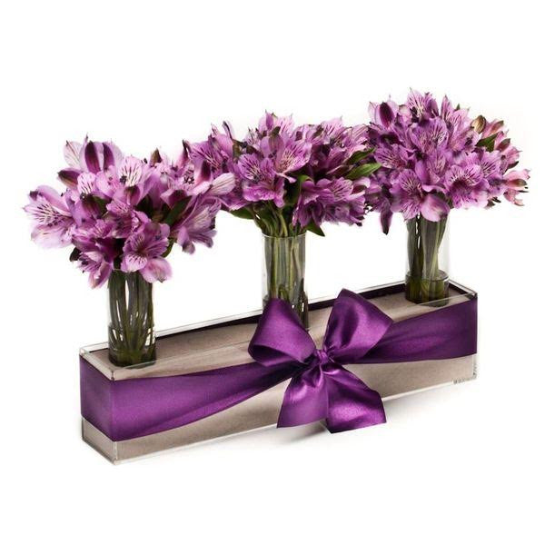 Fashionable - Purple - The Shop Flowers