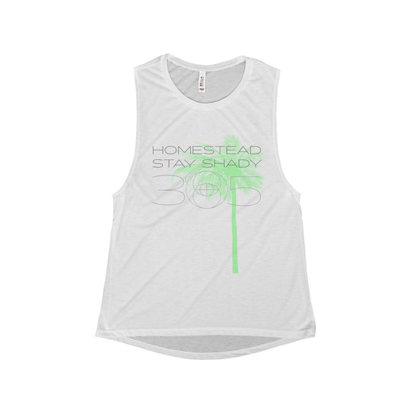 305 Homestead Stay Shady Muscle Tee (Women's)