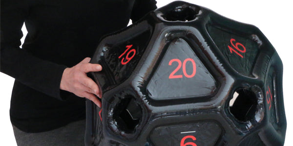 Giant Inflatable d20 Dice Are Back!