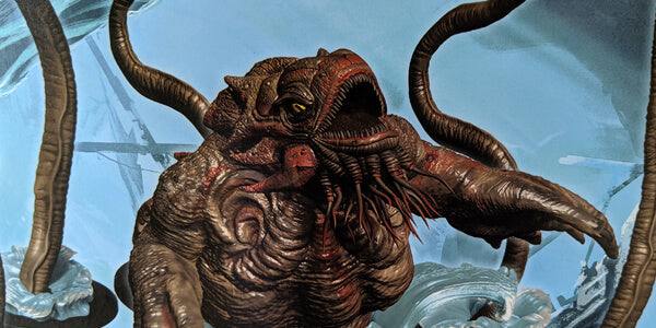 Release The Kraken! New D&D Miniatures Boxed Set