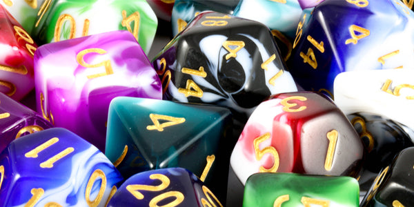 Mystic Dice Have Arrived