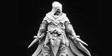 New Reaper Miniatures Feature The Red Raven