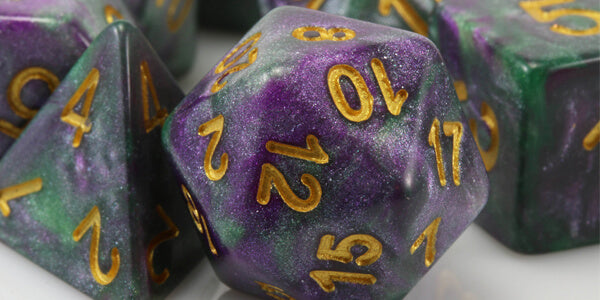 Shadowstone Abyss Dice Are Here