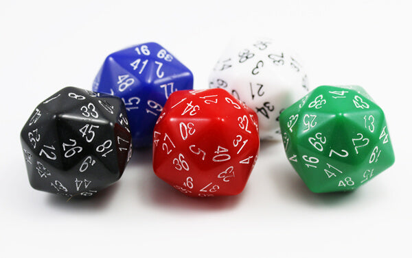 48-sided Dice