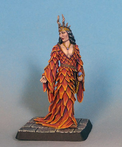 New Dark Sword Miniatures Sorceress