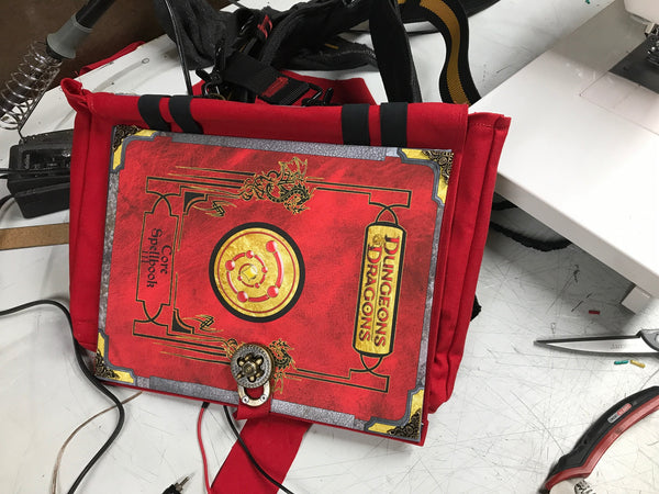 Gen Con Cosplay Bag