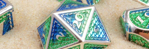 Mermaid Dice Collection