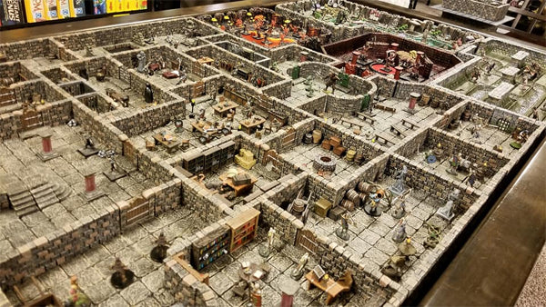 Best Miniatures Game Table 1