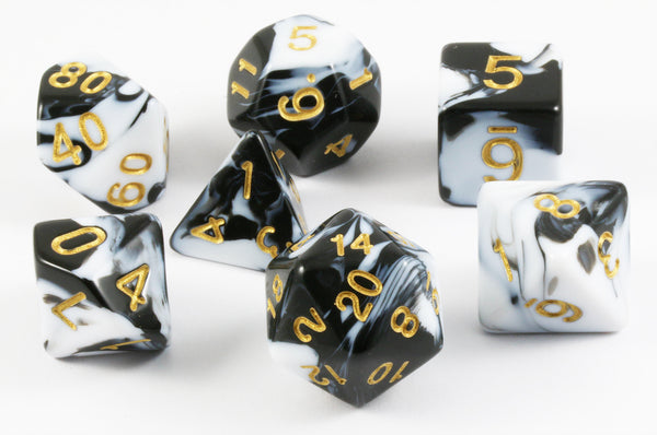 Mystic Dice Black