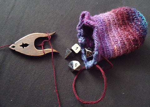 mystic handworks dice bag