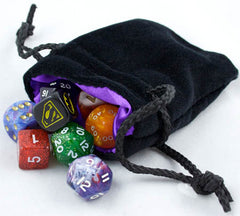 Small Dice Bags
