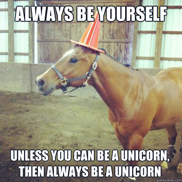 Unicorn Meme