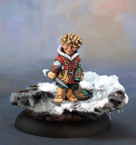 Reaper Miniatures Nick, Christmas Rogue 1597