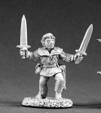 Miniatures Halfling Thief 2099