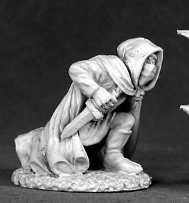 Reaper Miniatures Assassin 2519