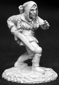 D&D Thief Miniature