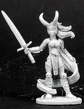Dark Heaven Legends (Nerea, Anti Paladin 2894) 25mm Miniatures