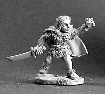 Female Gnome 3082 Reaper Miniatures