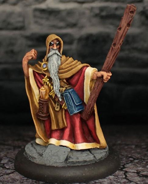 Miniatures Cool Wizard