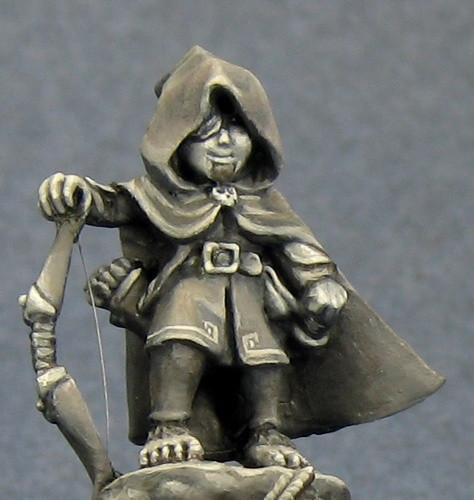Reaper Miniatures Halfling Assassin