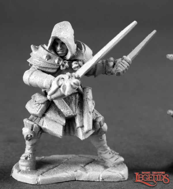 D&D Assassin Miniature