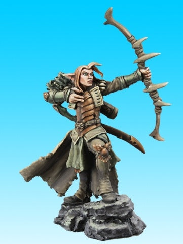Blue Orchid Assassin Reaper Miniatures 2914